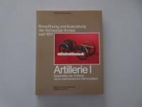 Bewaffnung und Ausrüstung der Schweizer Armee seit 1817, Artillerie I Geschütze der Artillerie ohne mechanischen Rohrrücklauf, Band 8