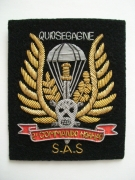 SAS Abzeichen 2' Commando Hoa Hao