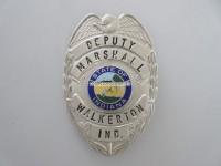 Badge Deputy Marshall Walkerton Indiana