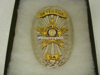 Badge Detective Putnam County GA