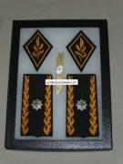 Schulterschlaufen Stabsoffizier / Brigadier