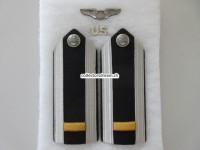 Schulterstücke Offizier, US Air Force 2nd Lieutenant