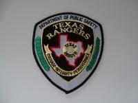 Stoffabzeichen Texas Rangers DPS
