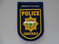 Schulterstrippe / Achselstrippe, Police Constable, South African Police Service