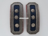 Offiziers Schulterbriden, Hauptmann, Ordonnanz 1875/78, Infanterie