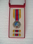 Medaille / Ribbon Auslandeinsatz Peace Support