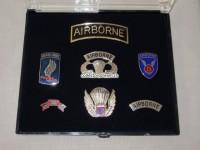 Pin Set, Airborne, 7-teilig