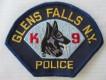 K-9, Glens Falls Police, N.Y.