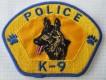 Diensthundeführer, Patch, K-9, Police
