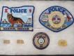Metall Badge, Chief, Bandon Police, Oregon
