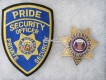 Metall Badge, Security Special Officer