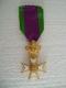 Veteranen Verdienstorden Königreich Belgien