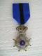 Ritterkreuz Orden Königreich Belgien